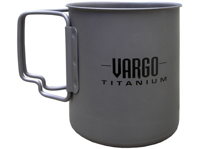Vargo Mi Travel beker grijs